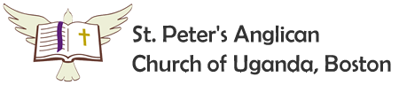 Saint Peters Anglican Church of Uganda, Boston